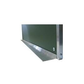 Rynienka aluminiowa do tablic 170 cm