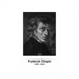 995 Fryderyk Chopin A4