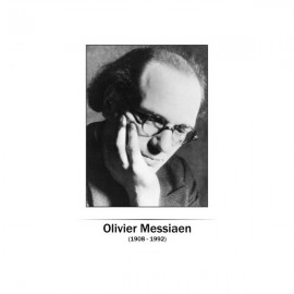 997 Olivier Messiaen A4