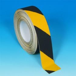 Żółto-Czarny szerokość 25mm długość 1 metr