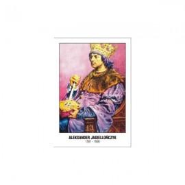 1081 Aleksander Jagiellończyk A4