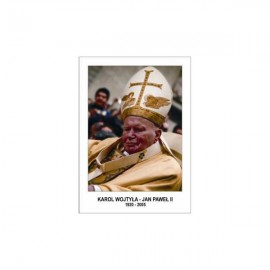 1219 Karol Wojtyła - Jan Paweł II A4