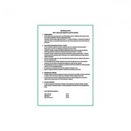 294 Instrukcja BHP - obsługa bemara elektrycznego
