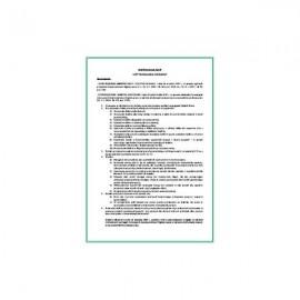 297 Instrukcja BHP - użytkowanie drabiny