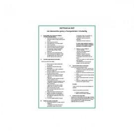 300 Instrukcja BHP - na stanowisku pracy z komputerem i drukarką