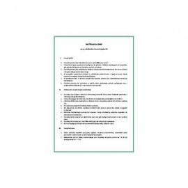 301 Instrukcja BHP - przy obsłudze kserokopiarki