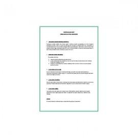 302 Instrukcja BHP - obsługi kuchni gazowej