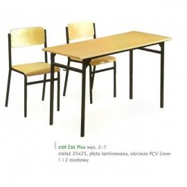 Stół Żak Plus B 2-os