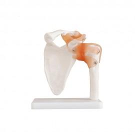 2122 Miniaturowa plastikowa czaszka