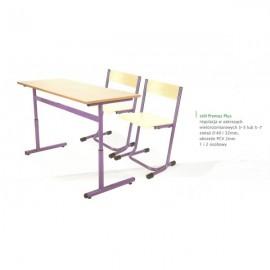Stół AS Plus Wielorozmiarowy 2-osobowy