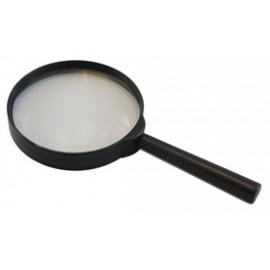 2662 Lupa szklana z rączką fi 75