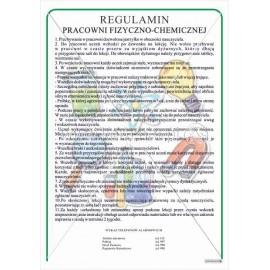 2968 Regulamin pracowni fizyczno-chemicznej