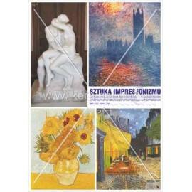 264 Sztuka impresjonizmu