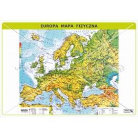 466 Europa - Mapa fizyczna
