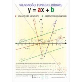 504 Własności funkcji liniowej