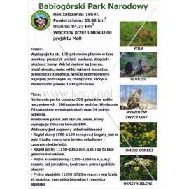 537 Babiogórski Park Narodowy