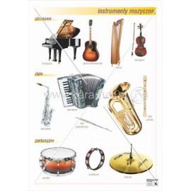 634 Instrumenty muzyczne