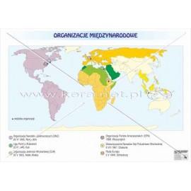 721 Świat - Organizacje międzynarodowe