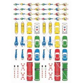 742 Wizerunki postaci i pojazdów