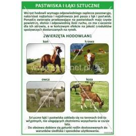 1689 Pastwiska i łąki sztuczne