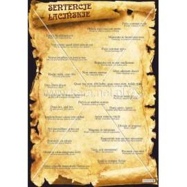 2348 Sentencje łacińskie