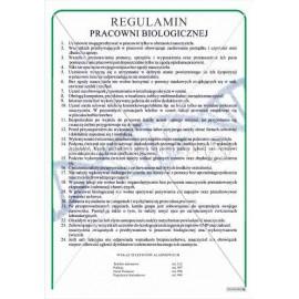 3208 Regulamin pracowni biologicznej