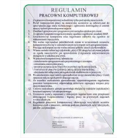 3209 Regulamin pracowni komputerowej