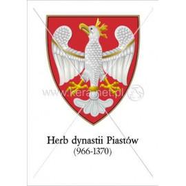 3269 Herb dynastii Piastów A3