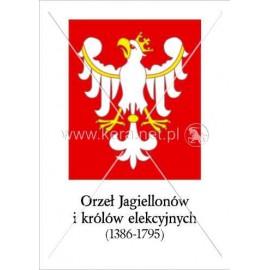 3276 Orzeł Jagiellonów i królów elekcyjnych A4